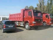 Продам самосвалы- Хово,   Howo в Омске ,  6х4 25 тонн ,  2300000 руб в наличии