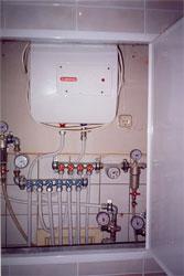 Отопление- Водоснабжение- Канализация