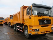 Самосвалы  Шанкси  SHAANXI  Shacman в Омске ,  6х4 25 тонн ,  2350000 руб..