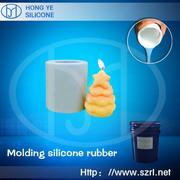 Двухкомпонентная силиконовая резина.,
