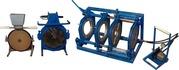 УСПТ 110-315 Сварочный аппарат для сварки полиэтиленовых труб