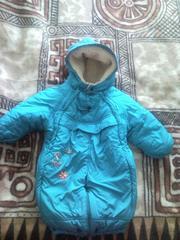 Детская куртка-трансформер