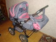 Продаю детскую коляску - трансформер фирмы ADAMEX