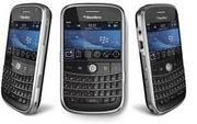 разблокирован новый BlackBerry Bold 9000 на продажу
